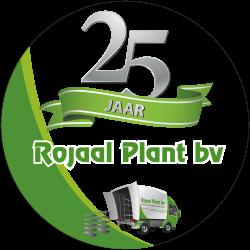 Rojaal Plant bv - 25 jaar