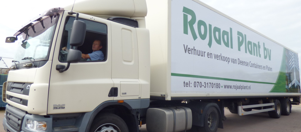 """Rojaal Plant bv - Image """"Over ons""""-pagina"""