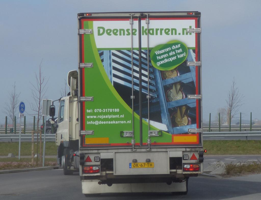 "Rojaal Plant bv - Image ""Diensten""-pagina"